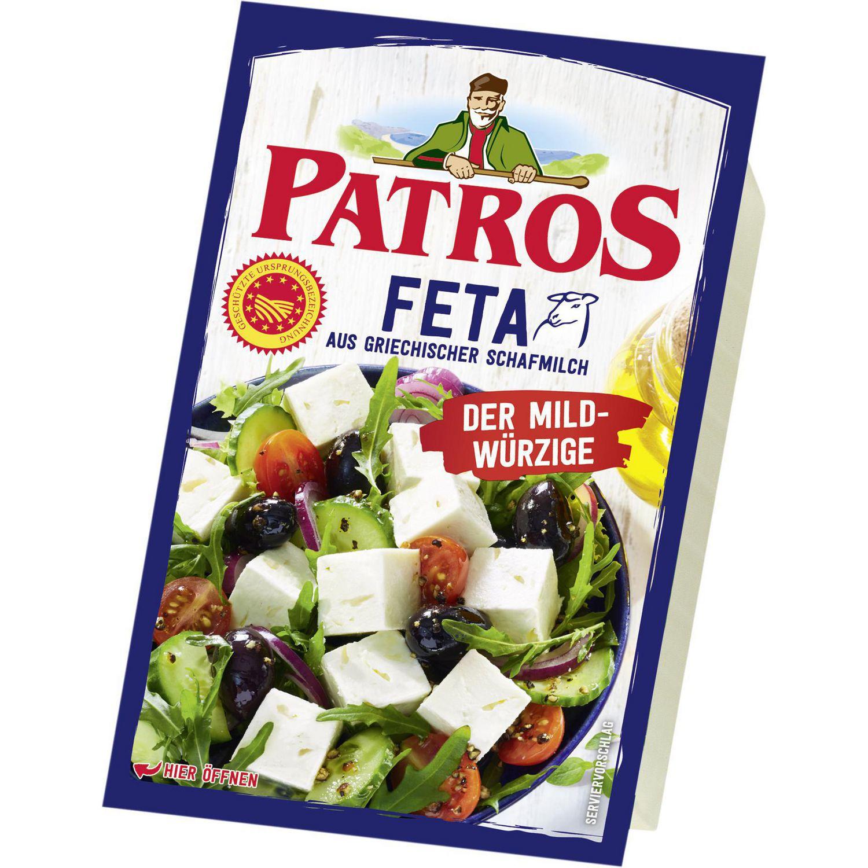 Feta aus griechischer Schafsmilch, Original