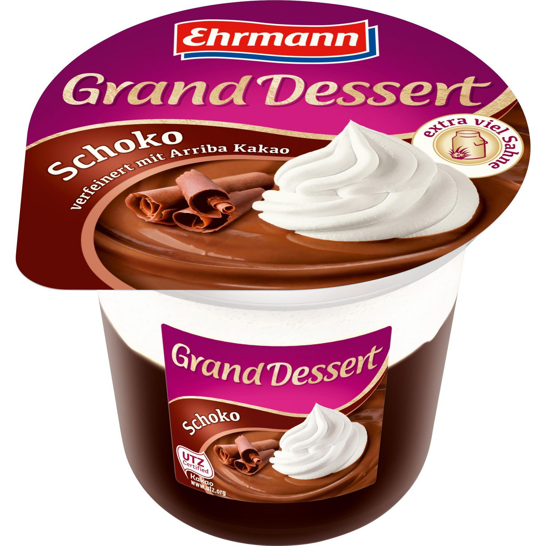 Grand Dessert, Schoko
